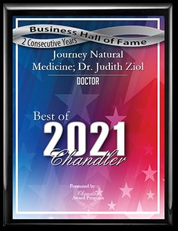 2021 Best of Chandler Award