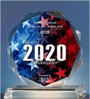 2020 Best of Chandler Award